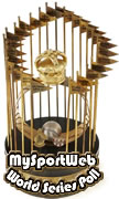 MSW World Series Trophy
